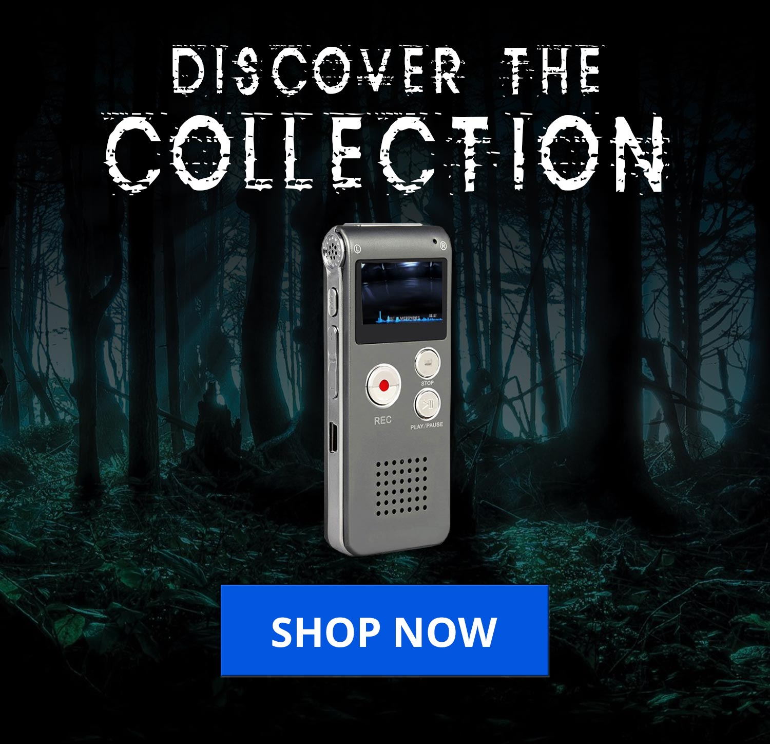 Ghost Store Canada | Online Store for Ghost Hunting Supplies
